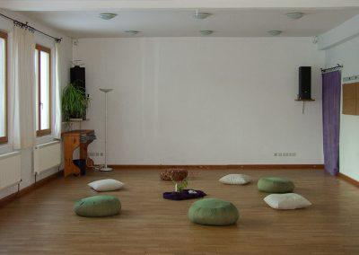 Entspannung im Seminarhaus Wolfsfeld (Gesundheitspraxis Maas)